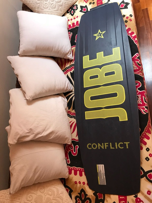 altra - JOBE conflict black series