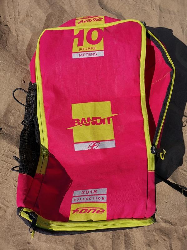 F-One - Bandit XI 10m