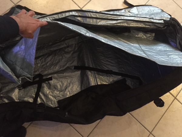 Mystic - Sacca kite da viaggio