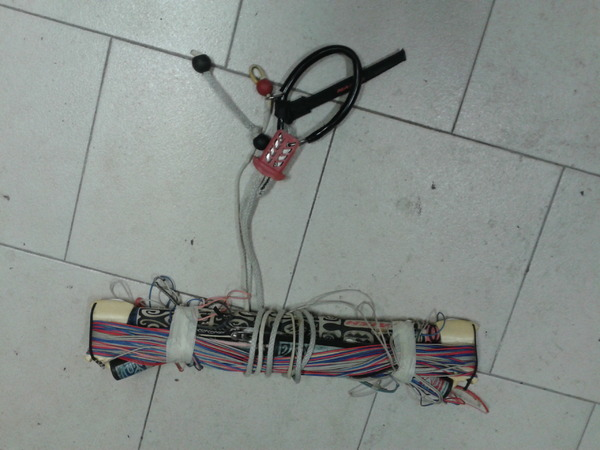 Naish - charger