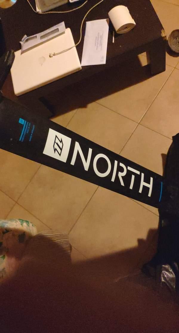North - Speedster combo 2018