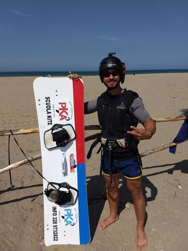 Duotone - idea regalo gift card corso di kite