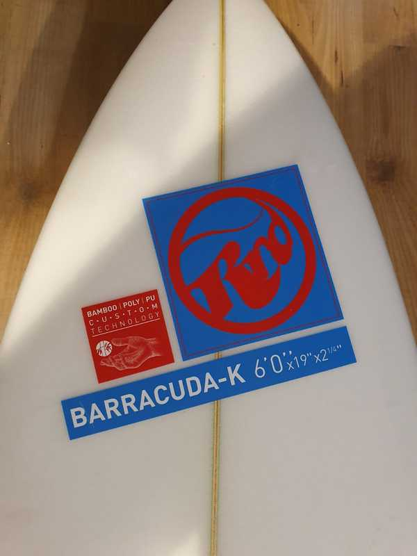 Rrd - Barracuda Rrd 6'0""