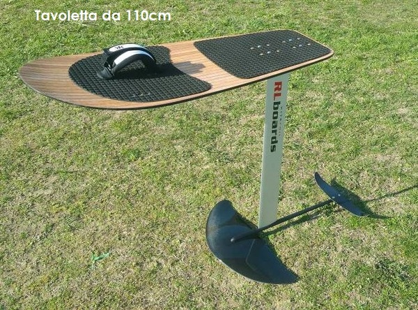 RLboards - Hydrofoil