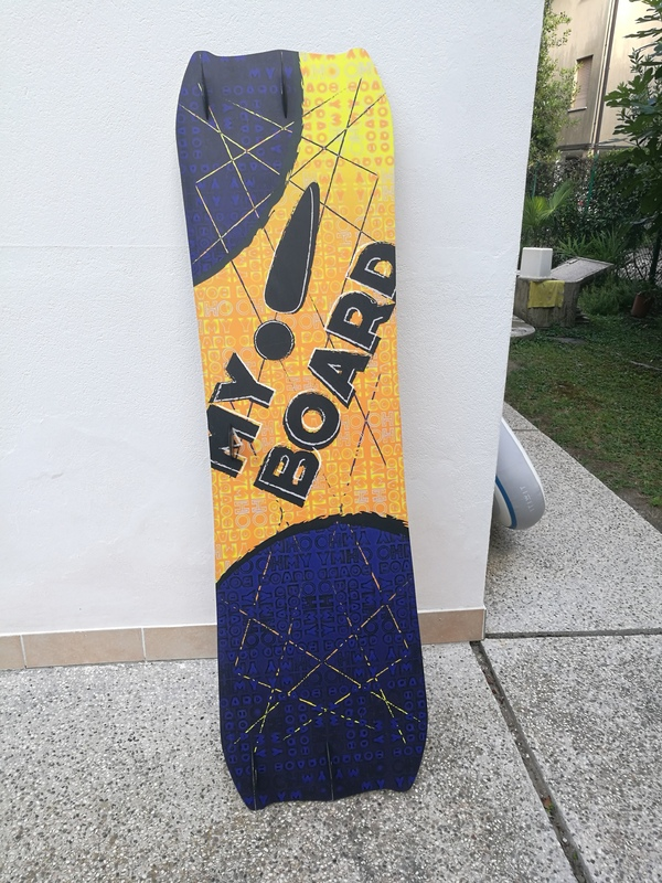 Flysurfer - Speed 21 + tavola grande nuova