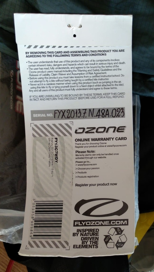 Ozone - FRENZY 7