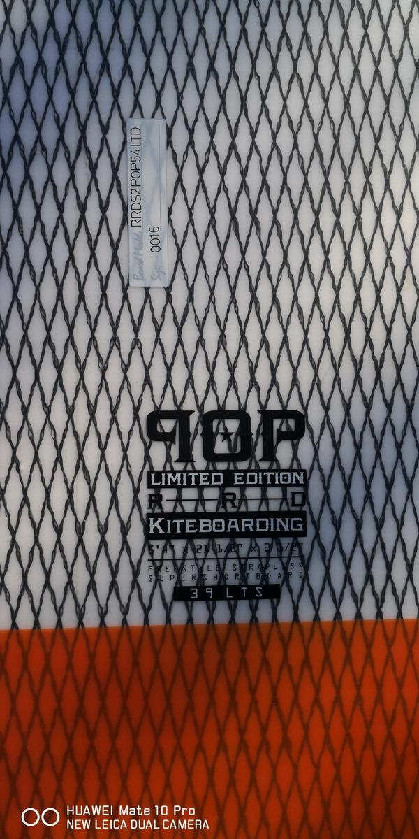 Rrd - Pop 5.4 limited edition