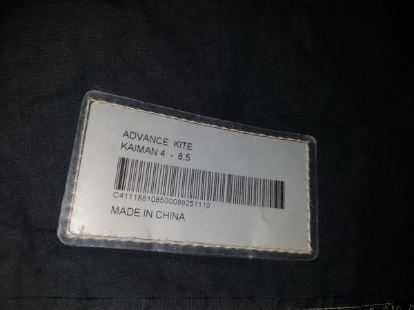 Advance - Kaiman IV 8,5