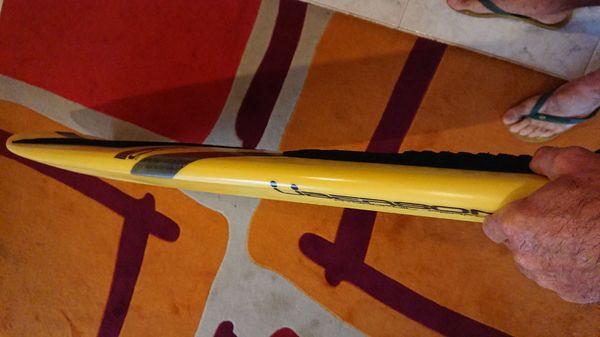 altra - Splussurfboards 4.2 x 17 kite foil