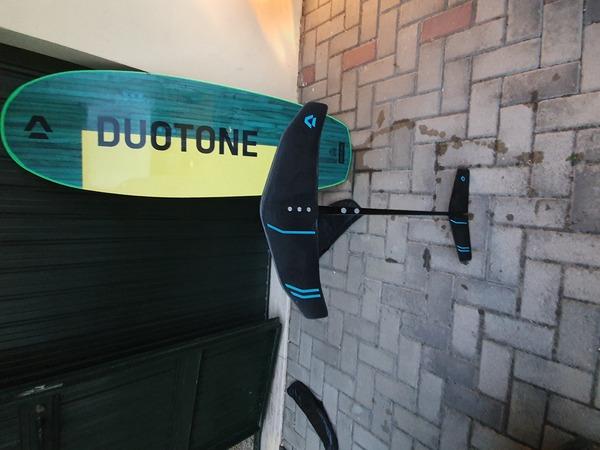 Duotone - Free 2019 foilboard