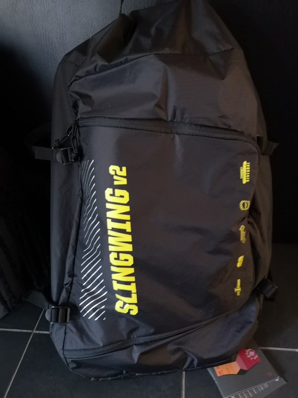 Slingshot - SlingWing V2 5.4m