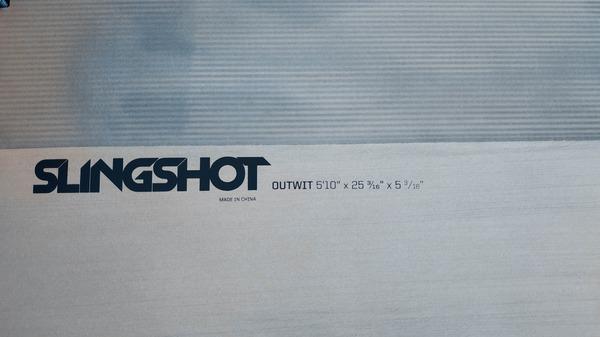 Slingshot - OUTWIT Wing Foil