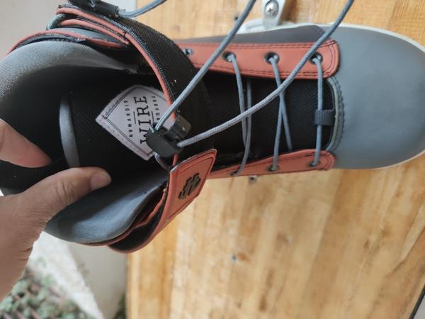 altra - Custom legno con boots