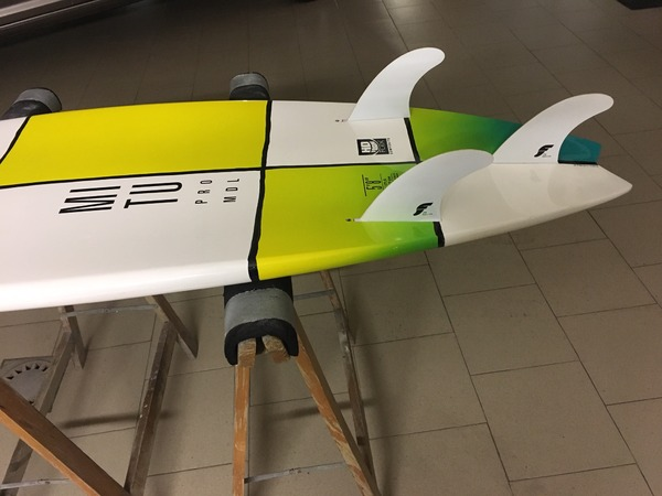 F-One -  Mitu pro MDL 5.8