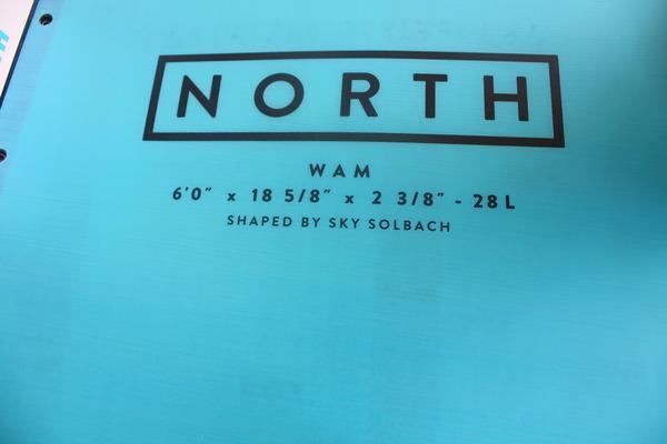 North - WAM 6.0 2018