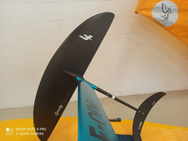 F-One - F-ONE KIT WINGFOIL COMPLETO