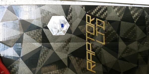 Crazyfly - Raptor LTD 138 x 42 cm