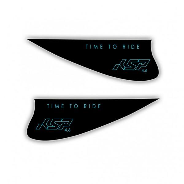 KSP - Tavola twintip Wakestyle Hammer 135-137-139-141 2020/2021 Completa
