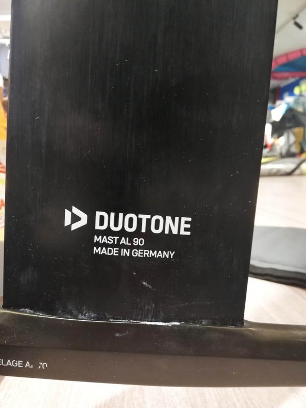 Duotone - Spirit Carve 90 Completo Usato Ottime Condizioni