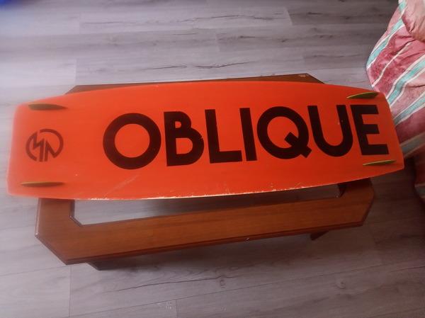 altra - Oblique kiteboarding Oblique