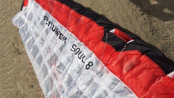 Flysurfer - SOUL 8 -12