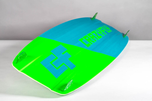 Crazyfly - SHOX GREEN