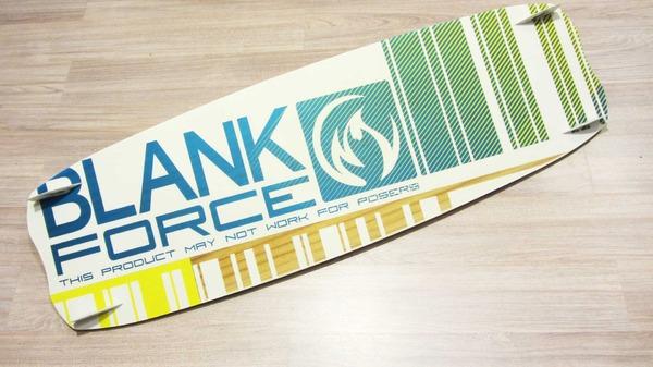 altra -  Blank Force 140 x 43 Usata Ottime Condizioni