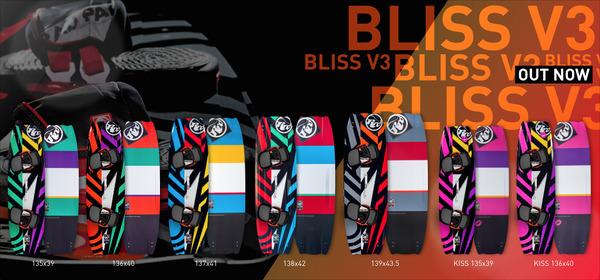 Rrd - BLISS V3  cm 138x42