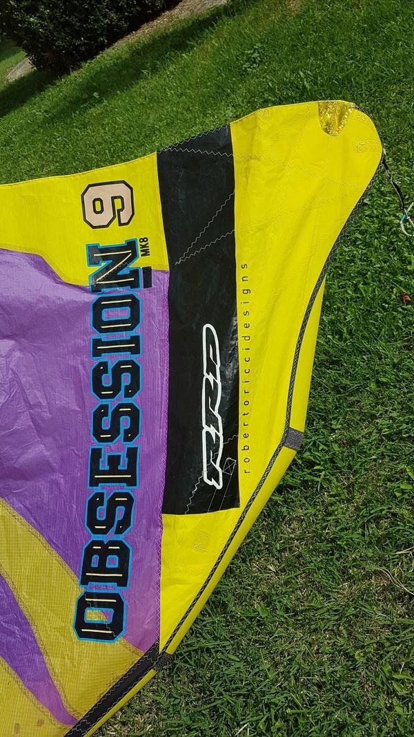 Rrd - Rrd RRD OBSESSION MK8 9 + Barra V7