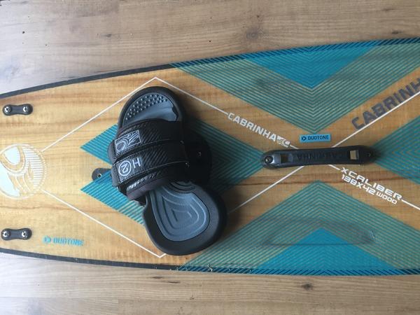 Cabrinha - x-caliber wood H2