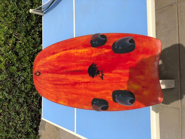 Custom made - Surf da lightwind
