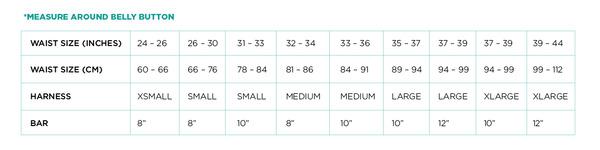 Ride Engine -  trapezio/harness Pacific Mist kitesurf