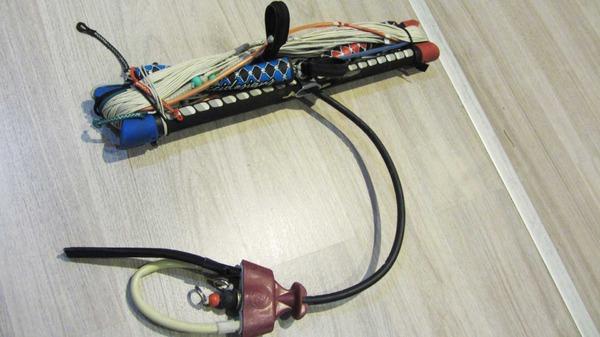 Rrd - Vision 12 MK1 Usato Buone Condizioni con barra €350