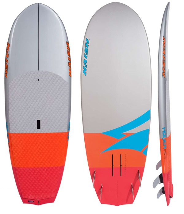 Naish - Hover Foil Sup, Wing & Foil