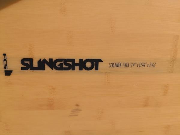 Slingshot - Screamer 5.4