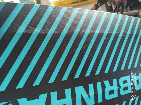 Cabrinha - XCALIBER WOOD 141x43cm 2020