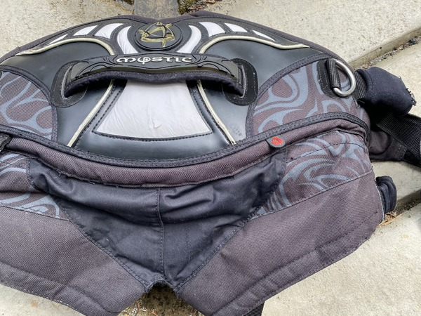 Mystic - force shield seat
