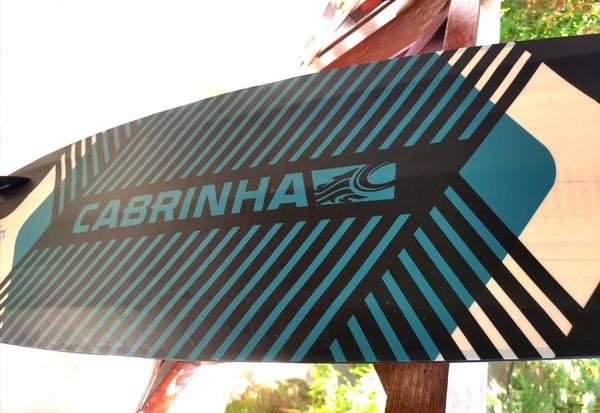 Cabrinha - Tavola XCaliber wood 138x42