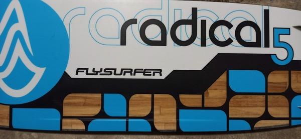 Flysurfer - Radical 5 134x40