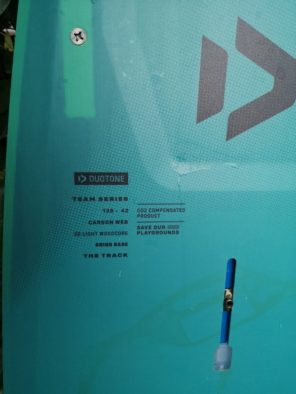 Duotone - Team series 2021 139x42