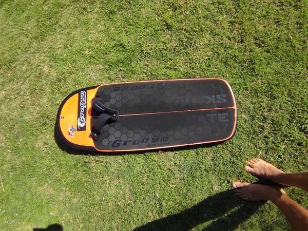 Groove - skate M