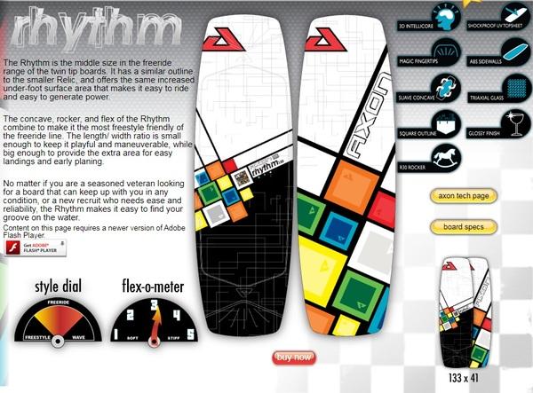 Axon - Rhythm 133x41