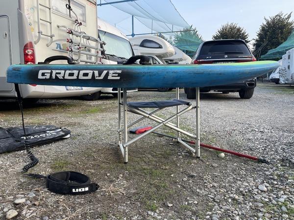Groove - Wing Foil Board G Fuerte 125 Lt