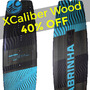 Cabrinha  Tavola XCaliber Wood 2019 - SCONTO 40%