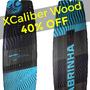 Cabrinha  XCaliber Wood 2019 - SCONTO 40% *SPEDIZIONE GRATUITA IN ITALIA*
