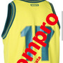 Ion  ion basketball shirt wetshirts 2017 yellow