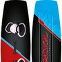 Radical Kiteboards  Twintip-Kiteboard, 138x44, Carbon