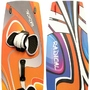 Radical Kiteboards  Light wind kiteboard, Carbon, 152x47 cm