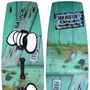 Radical Kiteboards  Newschool / Freestyle board 135x42