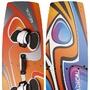 Radical Kiteboards  Split Kiteboard / Splitboard 147x44cm ELEMENTS